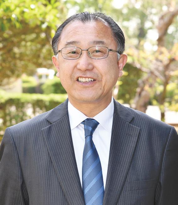 朝鮮大学校 学長 韓東成
